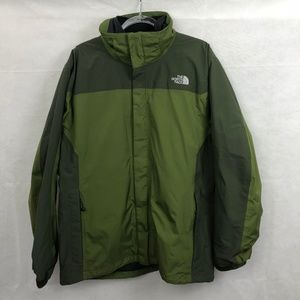 The North Face Goretex 2 In 1 Winter Jacket L